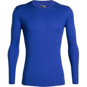 Icebreaker 200 Oasis LS Crewe Shirt Herr surf